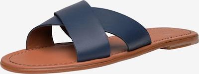 SHOEPASSION Sandale 'No. 9114 MP' in blau, Produktansicht