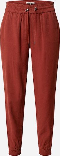 ONLY Plisované nohavice 'Kelda-Emery' - hnedá: Pohľad spredu