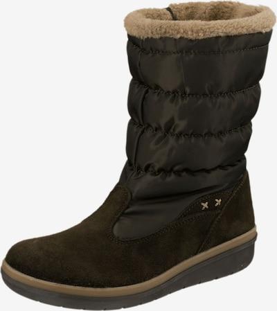 Natural Feet Snowboots 'Aneira' in de kleur Ecru / Zwart, Productweergave