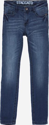 STACCATO Jeans in blue denim, Produktansicht