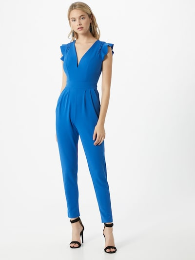 WAL G. Jumpsuit in blue, View model