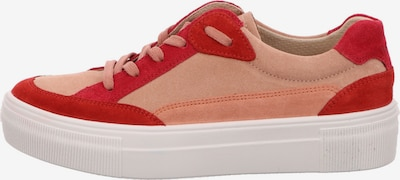 SUPERFIT Sneakers in rot, Produktansicht
