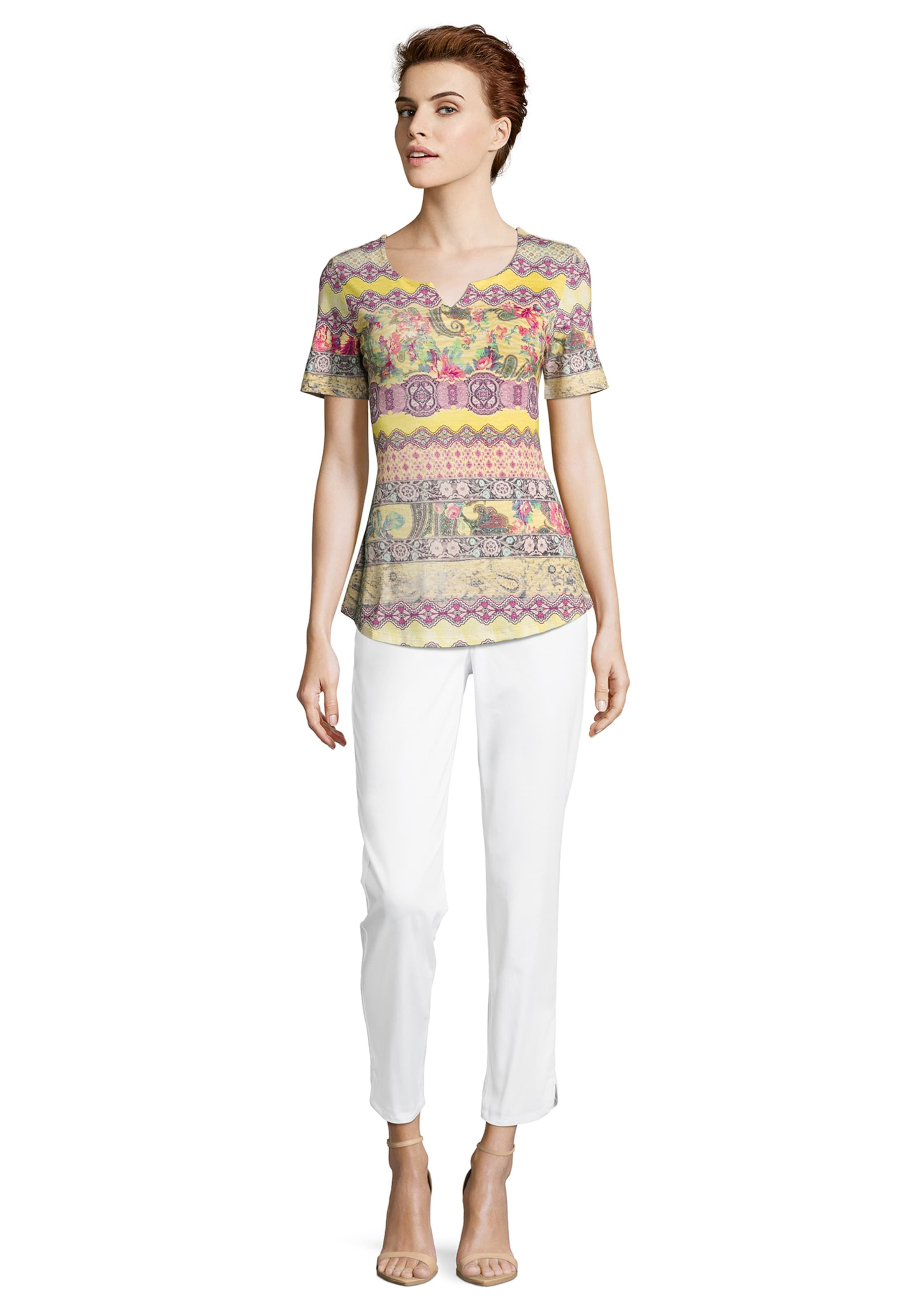 GelbMischfarben Betty Betty Shirt In Barclay Barclay F1JlKc