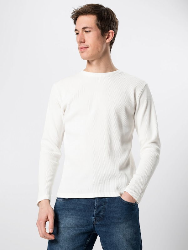 Blanc Armor over shirt Héritage' Lux Pull 't En Ml F1TlKJc