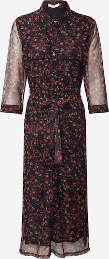 Freebird Blousejurk 'Victoria' in de kleur Rood / Zwart, Productweergave