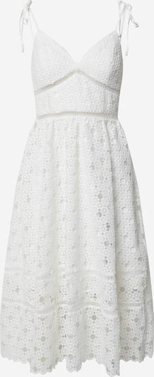 Bardot Robe d'été 'LOUISIANA' en blanc, Vue avec produit