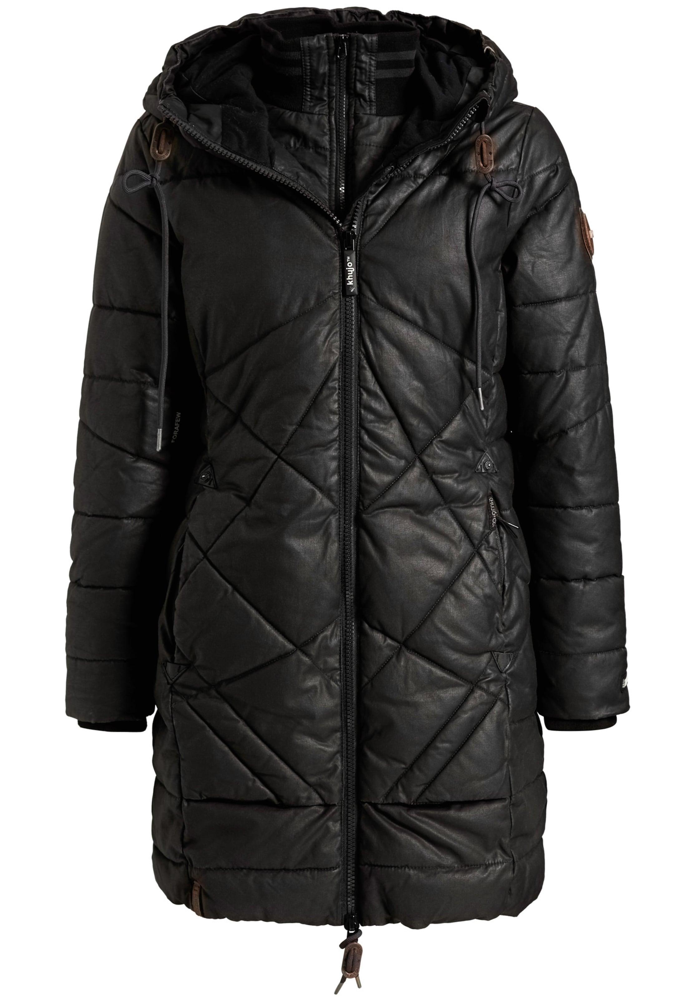 D'hiver Veste 'annabell' En Khujo Noir 6bfY7gyv