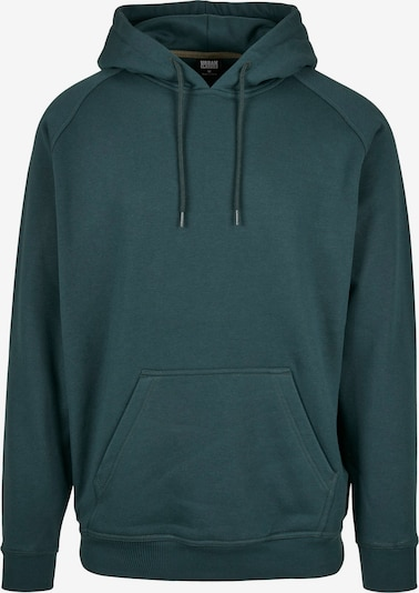 Urban Classics Sweatshirt in tanne, Produktansicht