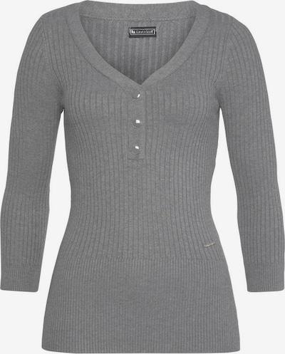 LAURA SCOTT Pullover in grau, Produktansicht