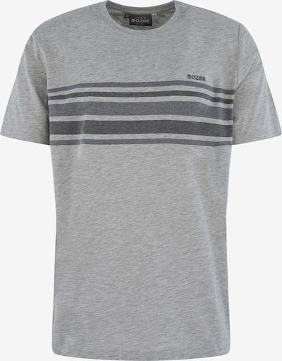 mazine T-Shirt 'Hayes' in graumeliert, Produktansicht