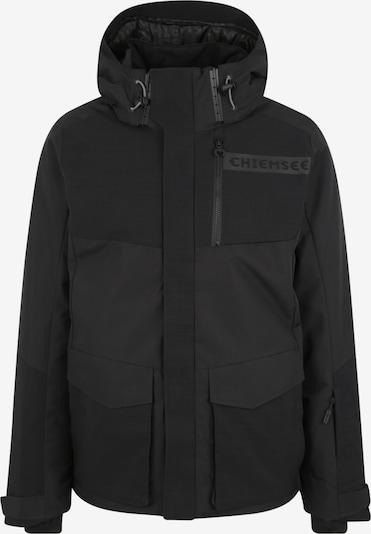 CHIEMSEE Jacke in schwarz, Produktansicht