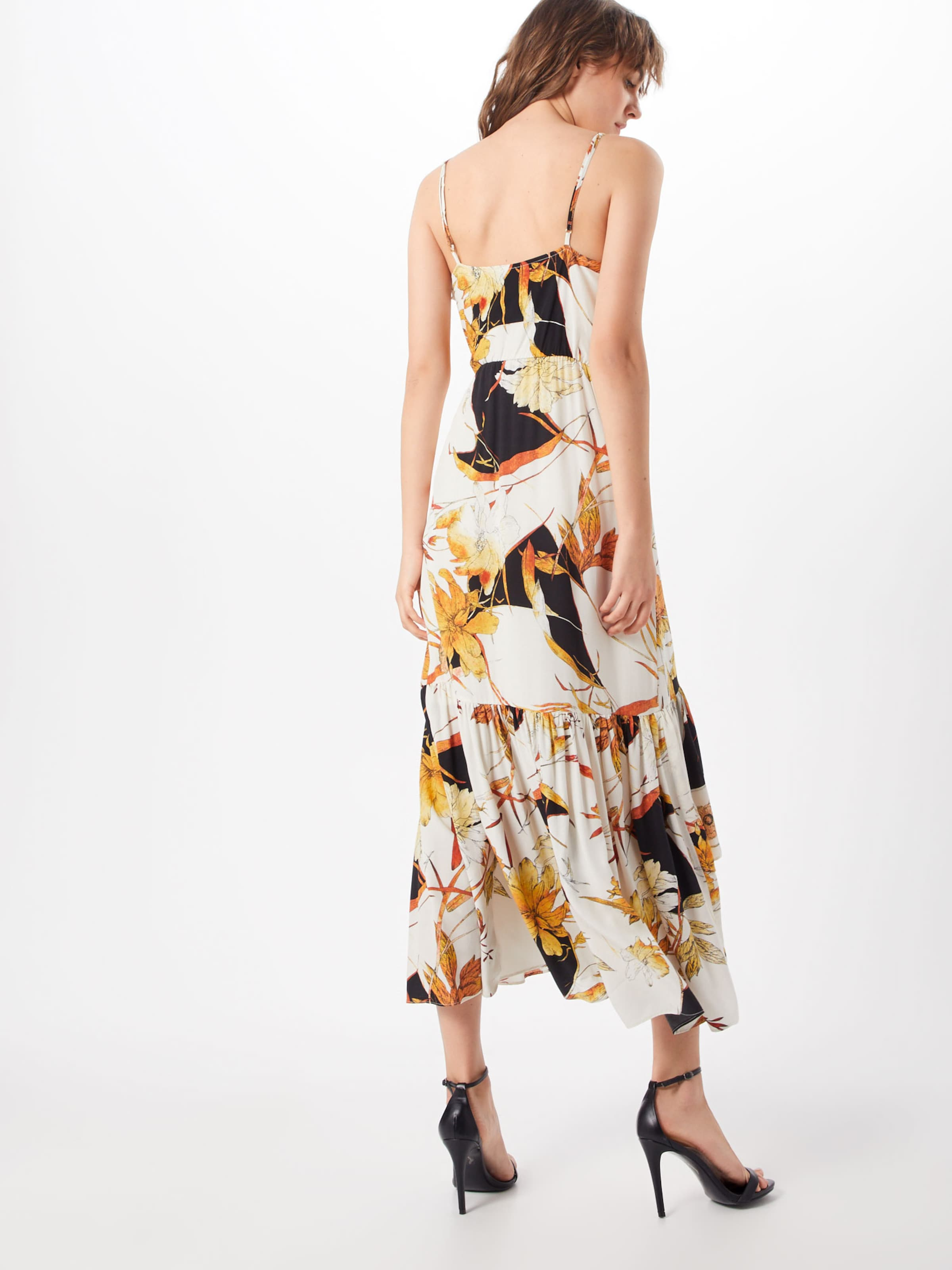 En Robe Crème Gestuz D'été 'abelinegz Dress' jcL354ARq