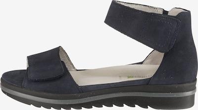 WALDLÄUFER Komfort-Sandale 'Hakura' in dunkelblau, Produktansicht
