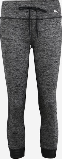 PUMA Hose 'Explosive Heather' in grau / schwarz, Produktansicht