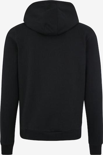Sportinio tipo megztinis iš CHIEMSEE , spalva - juoda: Vaizdas iš galinės pusės