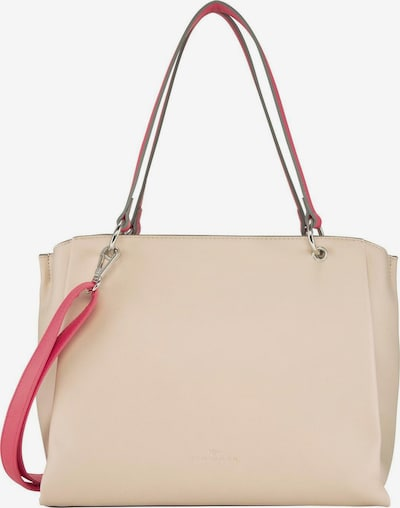 TOM TAILOR Bags Shopper ALASSIO in creme, Produktansicht