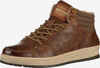 bugatti Sneaker in braun, Produktansicht