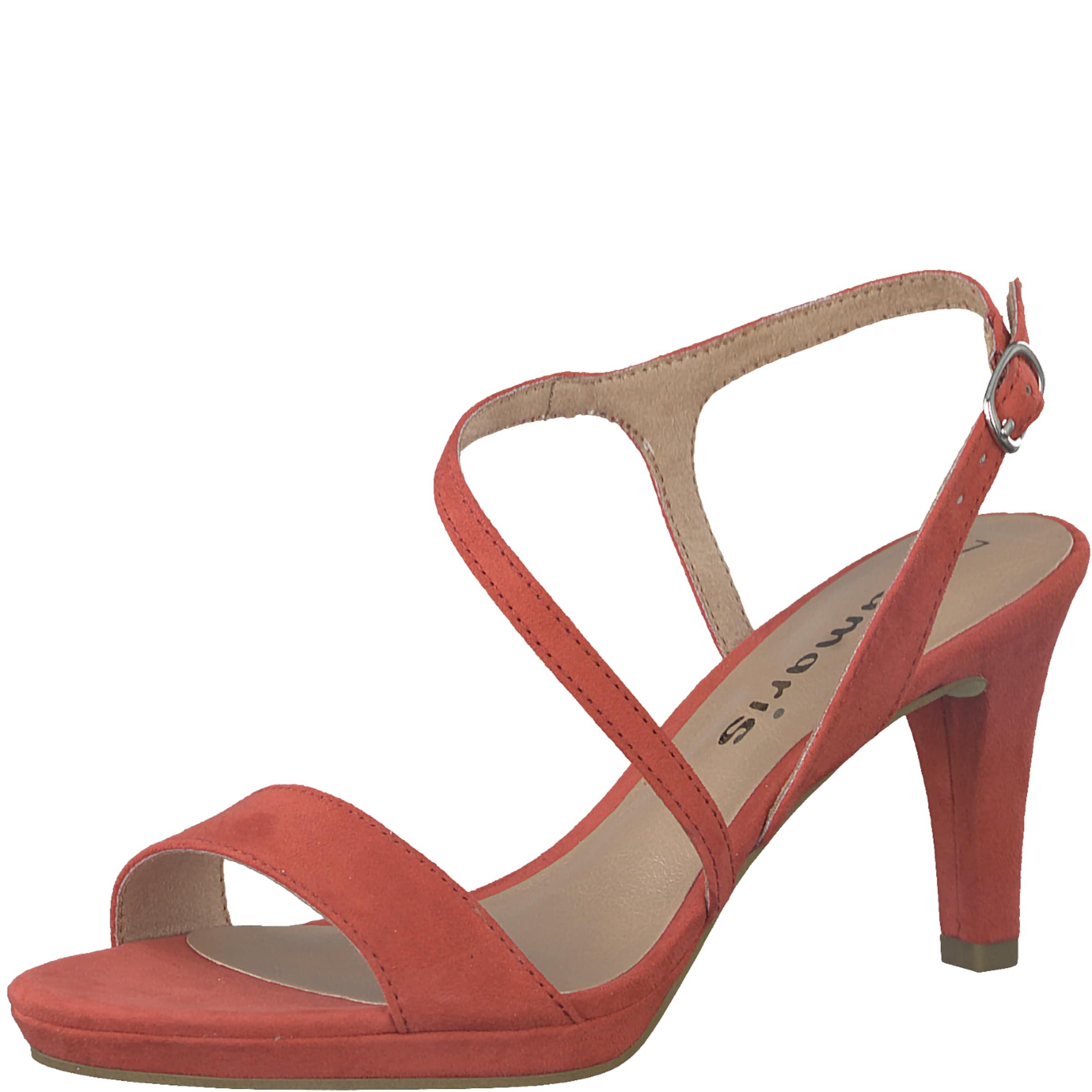 TAMARIS Sandale Sandal asymmetrisch Verschleißfeste billige Schuhe