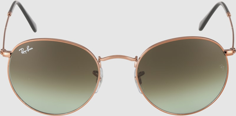 Ray-Ban Sonnenbrille 'Round metal'