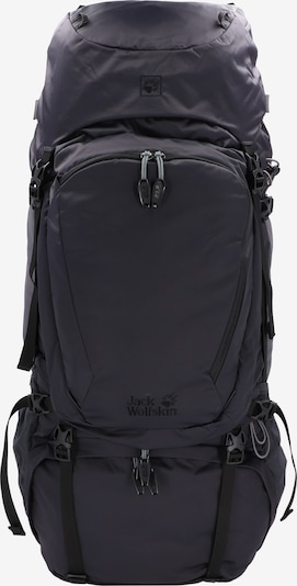 JACK WOLFSKIN Sportrugzak 'Denali' in de kleur Zwart, Productweergave