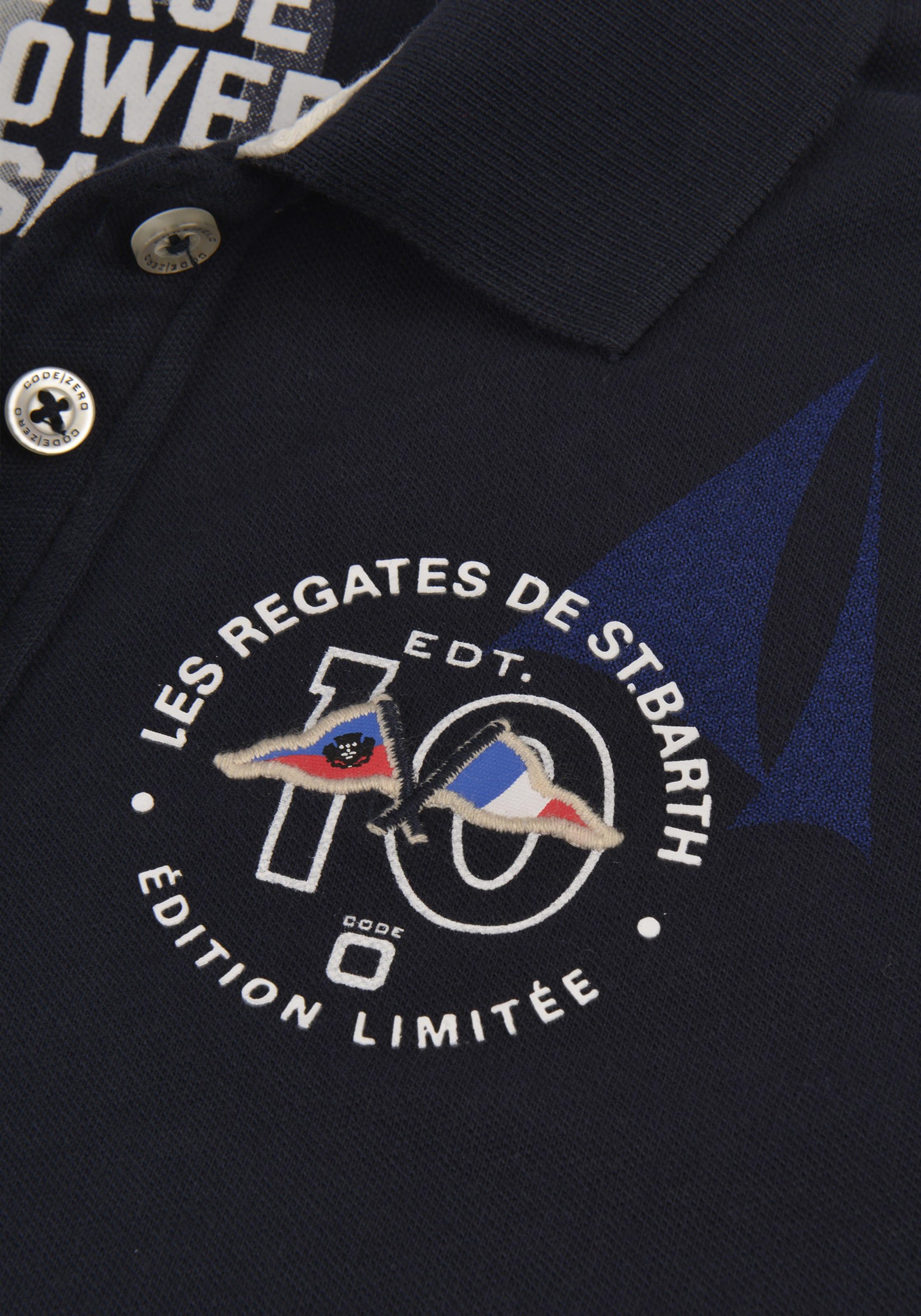 zero 'ss Navy Barthelemy' Code Polo In SVpqUMjGLz