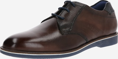 bugatti Buty sznurowane 'Melchiore' w kolorze ciemnobrązowym, Podgląd produktu