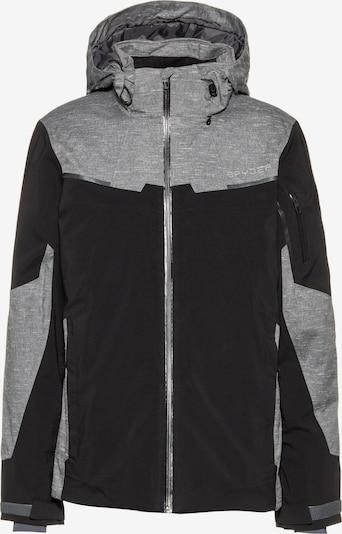 SPYDER Skijacke 'Chambers' in schwarz, Produktansicht