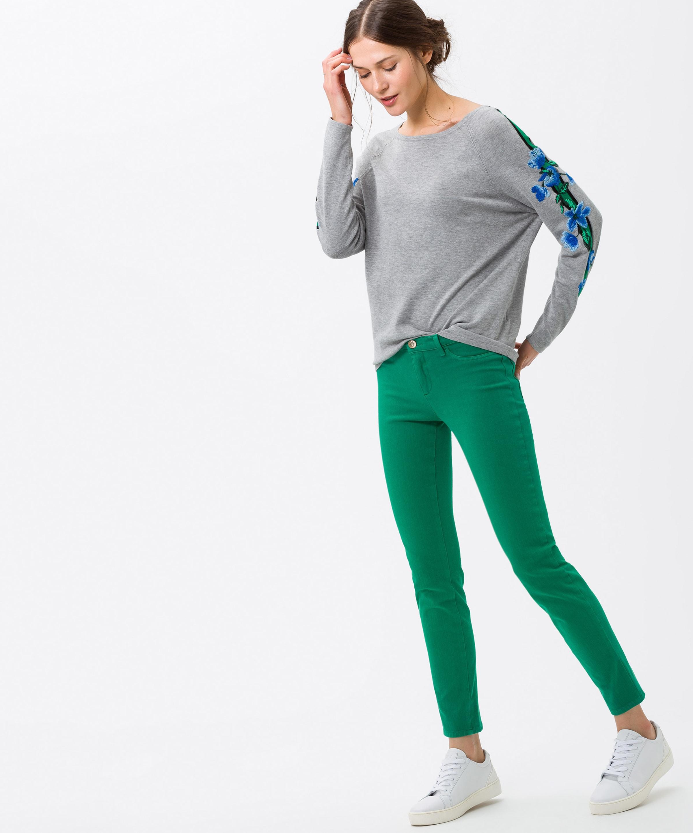 Brax Jeans 'spice' In Brax 'spice' Jeans In Grün v8n0mwN
