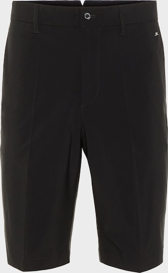 J.Lindeberg Sportbroek 'Eloy' in de kleur Zwart, Productweergave