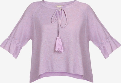MYMO Pullover in lila, Produktansicht