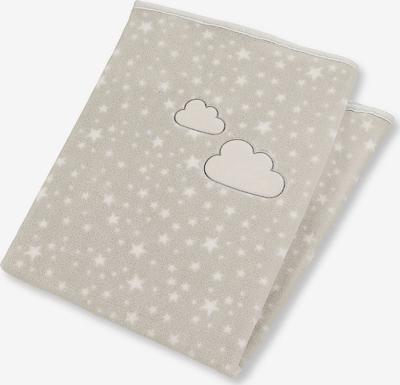 STERNTALER Dětská deka - světle šedá / přírodní bílá, Produkt