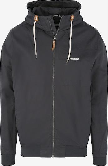 """mazine Streetwear Jacke ' """"Campus Canvas Light"""" ' in dunkelblau, Produktansicht"""