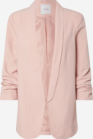 PIECES Blazer in rosa, Produktansicht