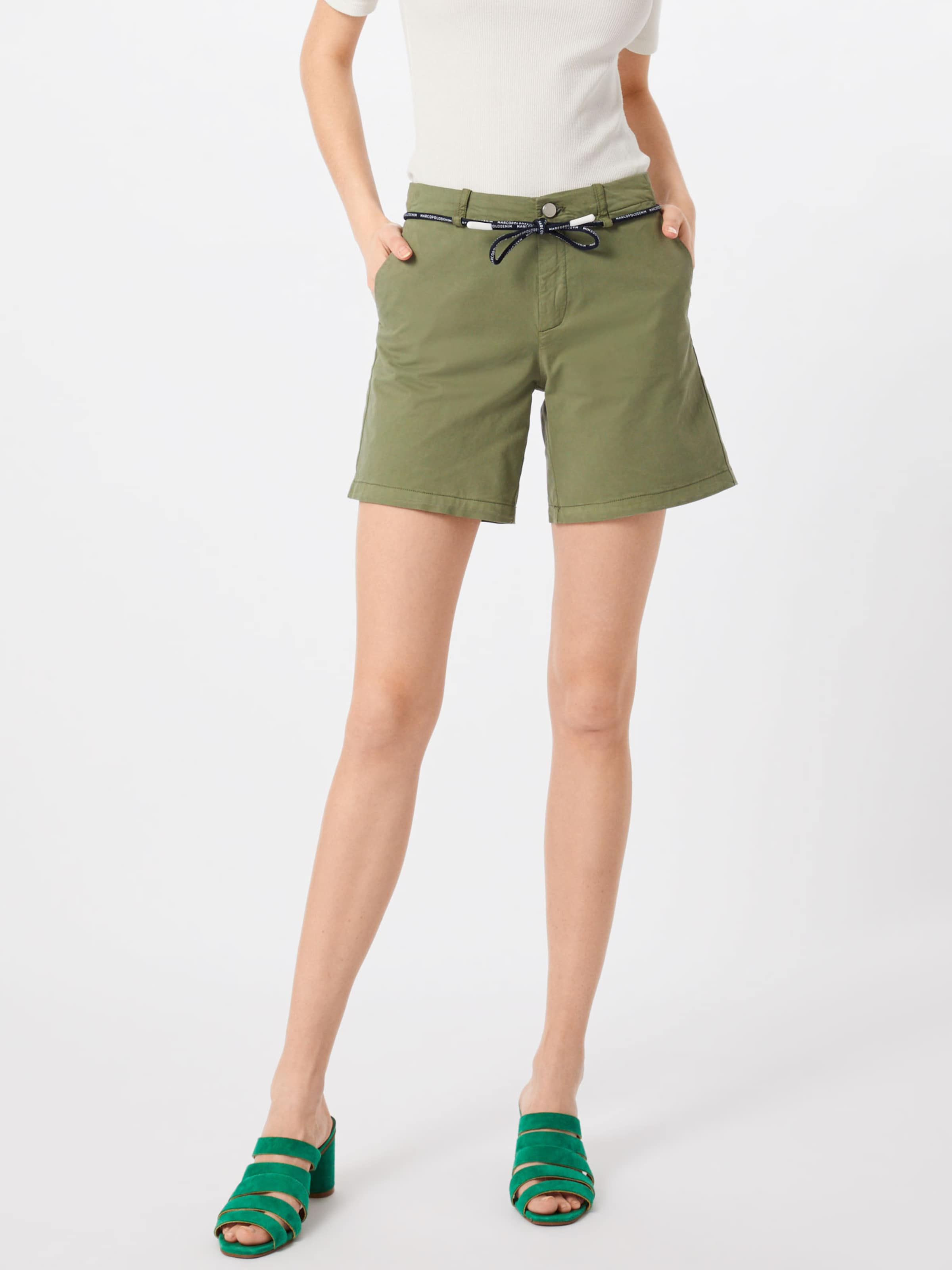 En Pantalon Denim Marc O'polo Chino Olive NP8nwO0kX