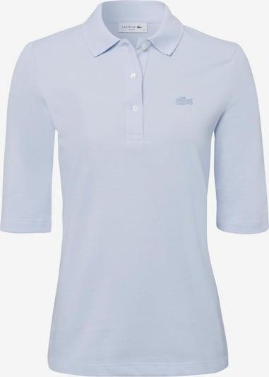 LACOSTE Poloshirt in hellblau, Produktansicht