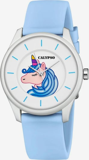 CALYPSO WATCHES Uhr 'Sweet Time' in hellblau, Produktansicht