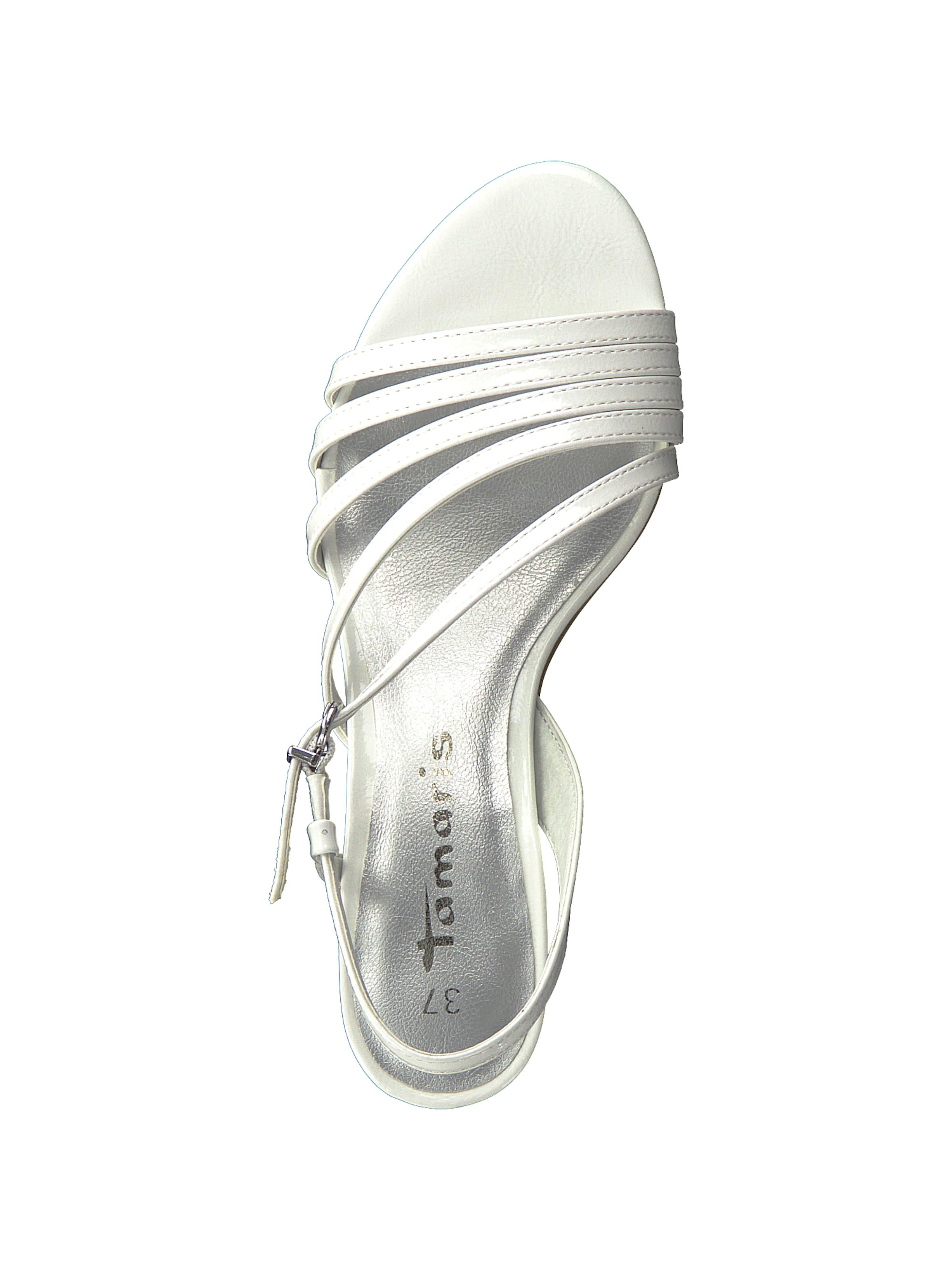 In Tamaris In In Tamaris Sandale In Tamaris Sandale Tamaris Sandale Weiß Sandale Weiß Weiß xBdoQrCeWE