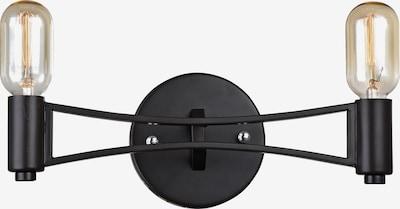 FAVOURITE Wandleuchte 'Tropfen' in schwarz, Produktansicht