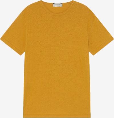 Thinking MU T-Shirt ' Hemp ' in dunkelgelb, Produktansicht