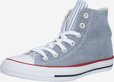 CONVERSE Sneaker 'CTAS HI' in hellblau / weiß, Produktansicht