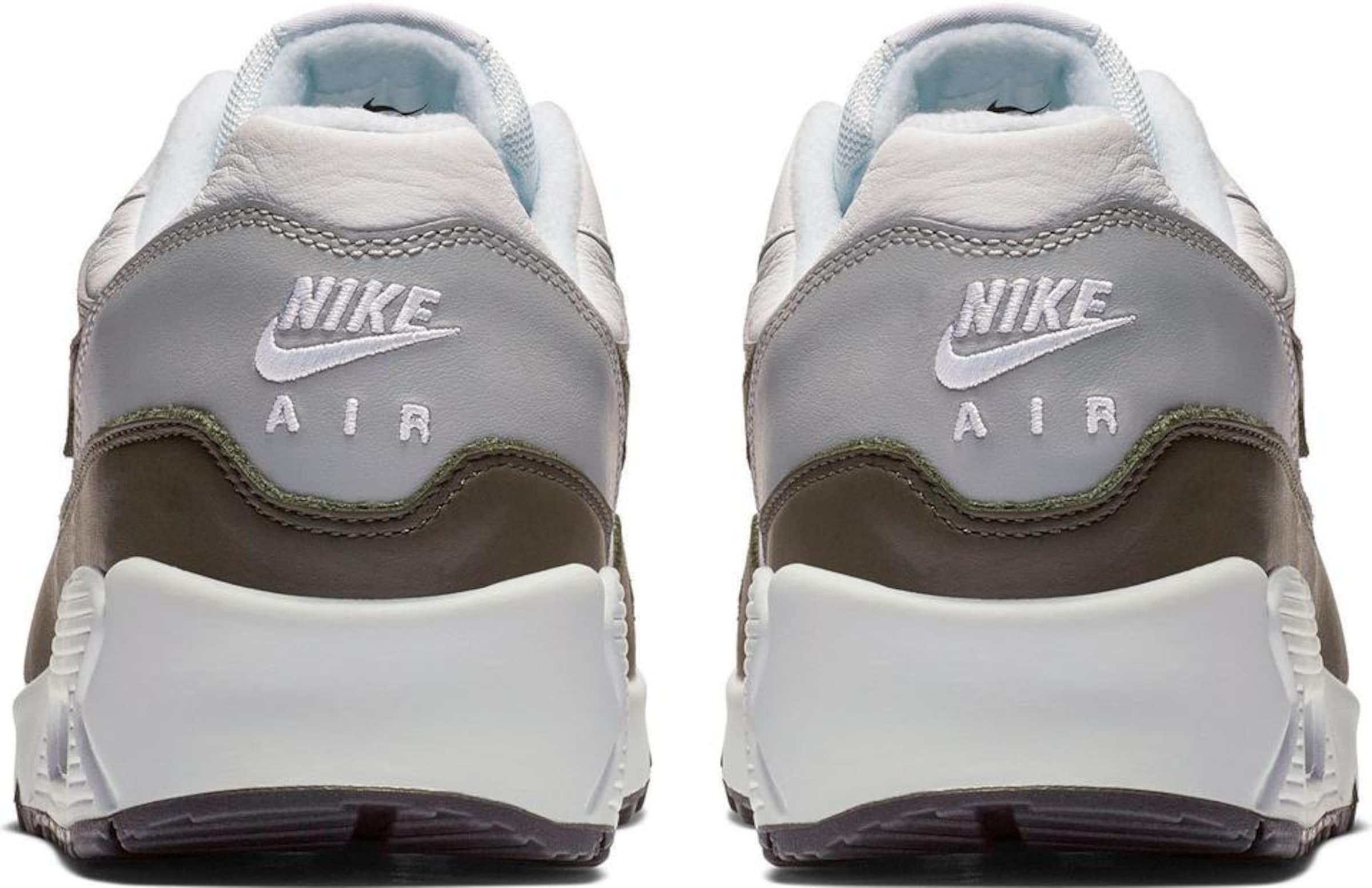 Sneaker In Sportswear 'air Weiß GrauSchwarz 90 Nike Max 1' OXkPZiu