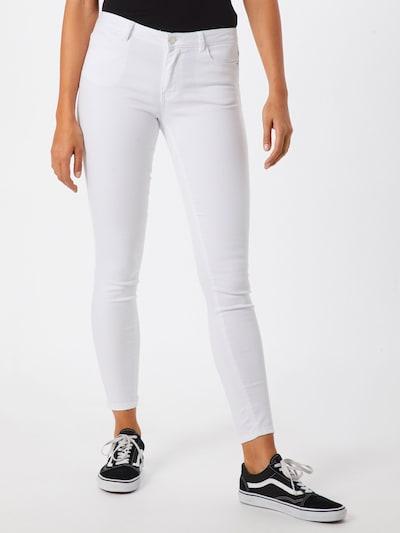 VERO MODA Jeans 'JULIA' in weiß, Modelansicht