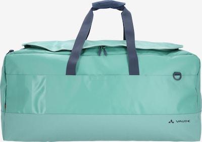 VAUDE Reisetasche 'Desna 90' in marine / jade, Produktansicht