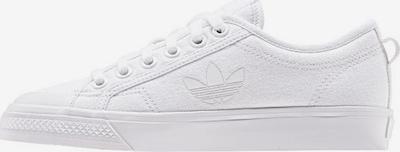 ADIDAS ORIGINALS Sneaker 'Nizza Trefoil' in weiß, Produktansicht