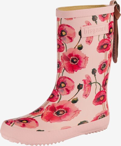 Guminiai batai iš BISGAARD , spalva - mišrios spalvos / rožių spalva, Prekių apžvalga