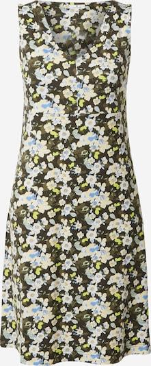 TOM TAILOR Kleid in khaki / mischfarben, Produktansicht