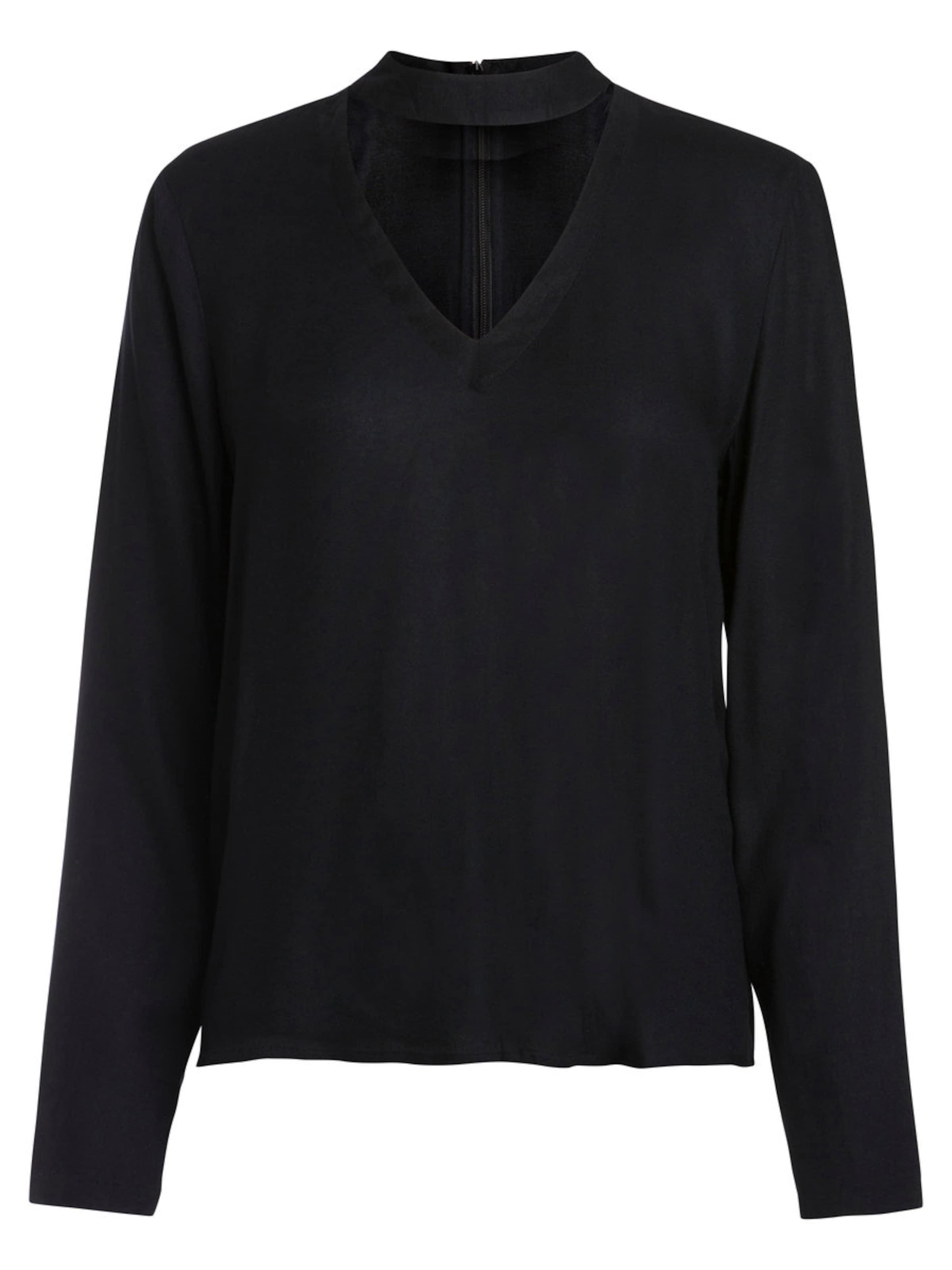 Billig Verkauf Bester Großhandel Breite Palette Von Online-Verkauf PIECES Langärmelige Bluse Sast Günstig Online y7MAuq