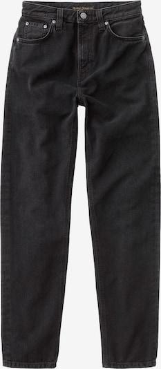 Nudie Jeans Co Hose 'Breezy Britt' in schwarz, Produktansicht