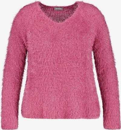 SAMOON Pullover in pink, Produktansicht
