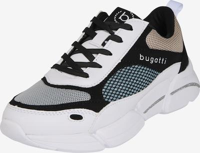 bugatti Sneaker 'Shiggy' in schwarz / weiß, Produktansicht